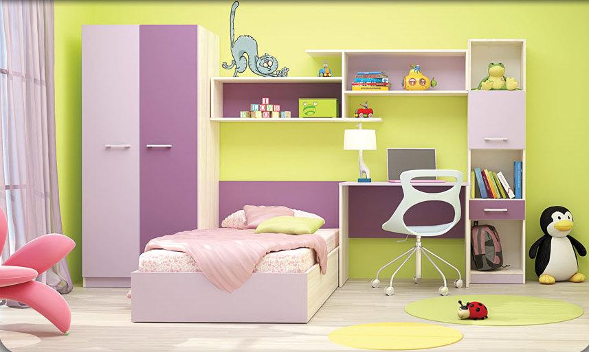 Детска стая Чарли
