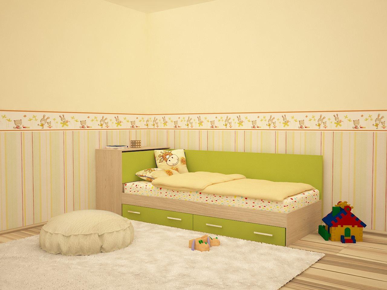 Легло Анди с чекмеджета и ракла