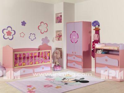 Бебешко обзавеждане Пинки 2