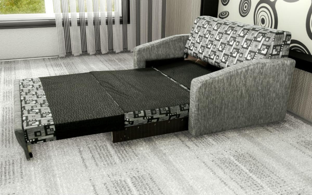 Разтегателен диван Ели - двойка с подлакътници